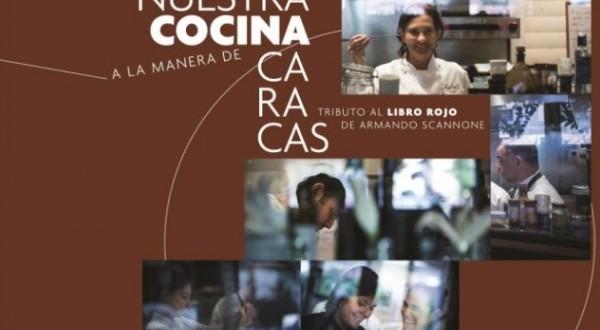Nuestra cocina a la manera de Caracas