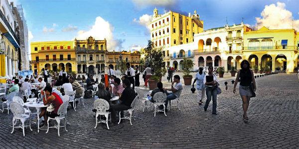 Comer en La Habana