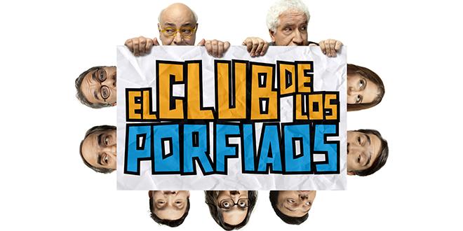 El Club de los Porfiaos 1