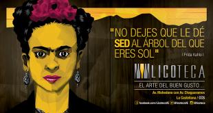 Licoteca Frida Kahlo