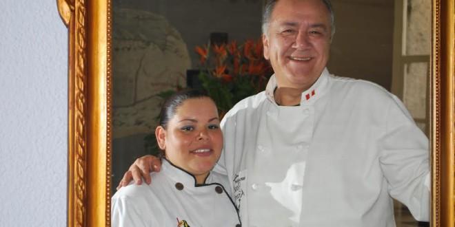 Mario y Virgina Lau