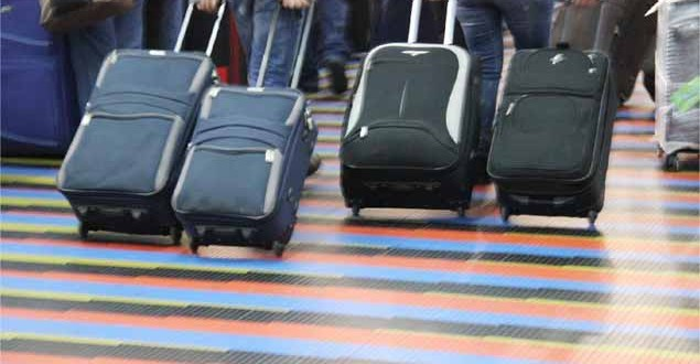 Venezolanos emigrando