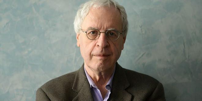 Pordenone 21/10/12 - The writer and poet Charles Simic letteratura scrittore poeta ? graziano arici? Graziano Arici / eyevine