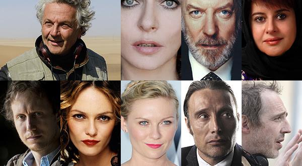 Jurado de Cannes 2016