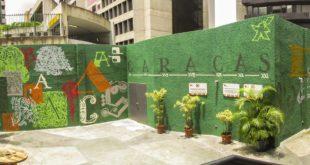 Arte urbano Chacao