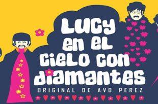 Lucy en el cielo con diamantes