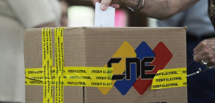 Elecciones en Venezuela en 2017