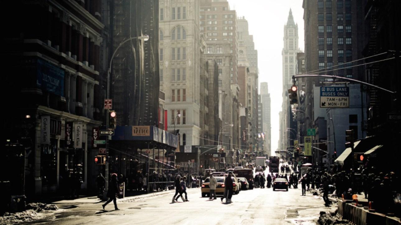 Nueva York siglo XX