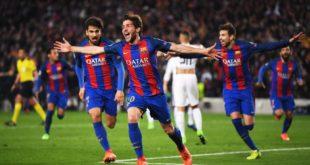 Barcelona FC y Paris Saint Germain