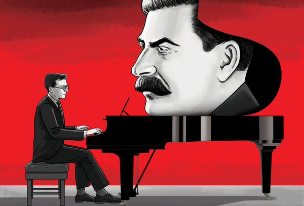 Shostakovich y Stalin