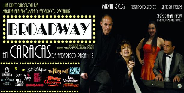 Broadway en Caracas