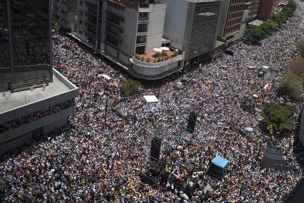 Manifestaciones de protesta