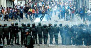 Protestas en Venezuela 2