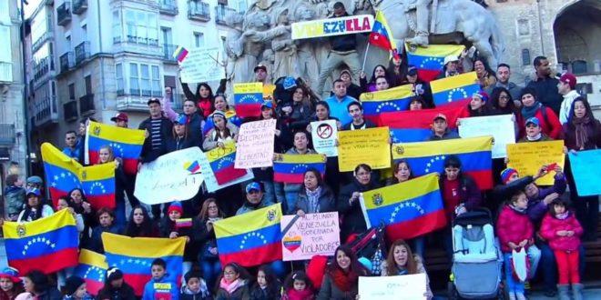 Venezolanos en el exterior 1