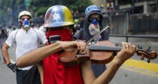 Violinista y resistencia