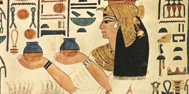 El vino en Egipto