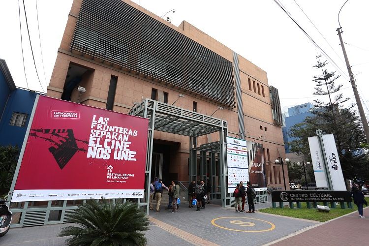 21° Festival de Cine de Lima PUCP