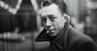 Albert Camus, por Henri Cartier Bresson