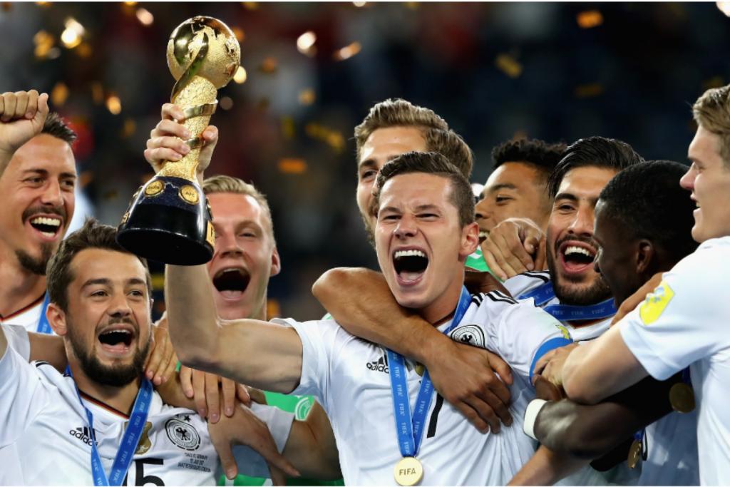 Alemania campeona Copa Confederaciones