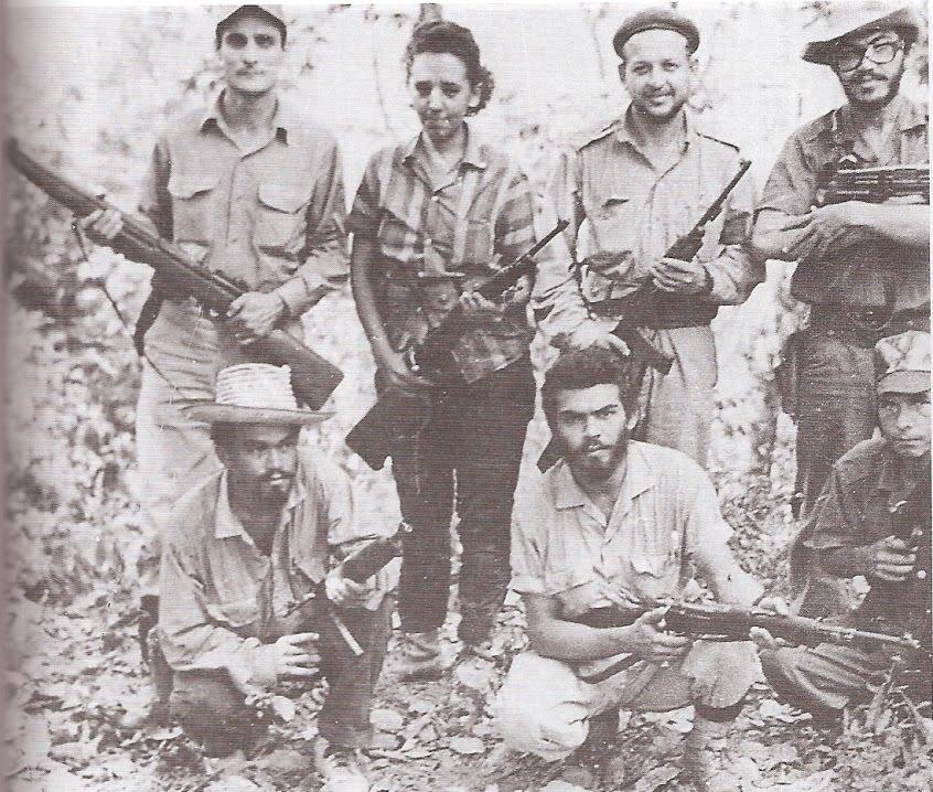 Guerrillas venezolanas en los sesenta