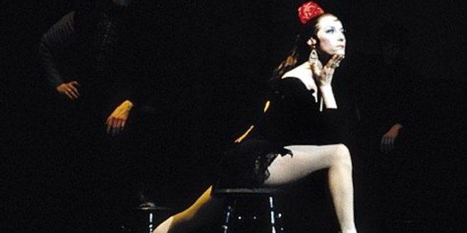 Maya Plisetskaya en Carmen-Suite