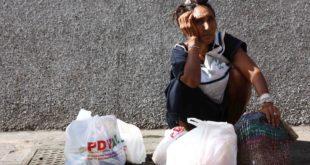 Maracaibo, Venezuela 15/10/2010 Pobreza