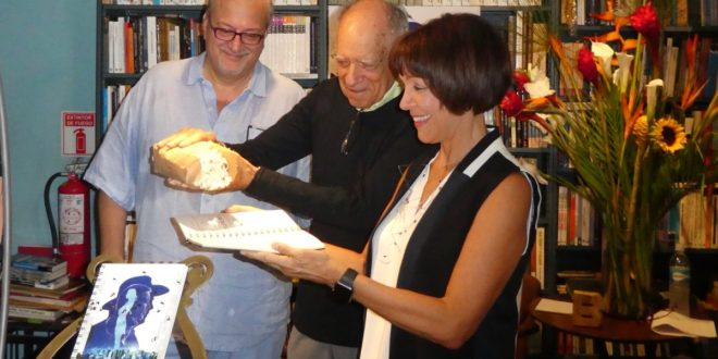 Sergio, Rodolfo y Menena Cottin