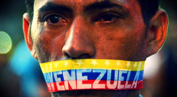 Venezolano amordzado