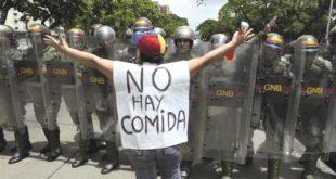 Crisis en Venezuela 1