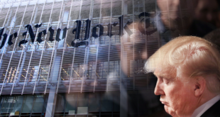 Donal Trump y The New York Times