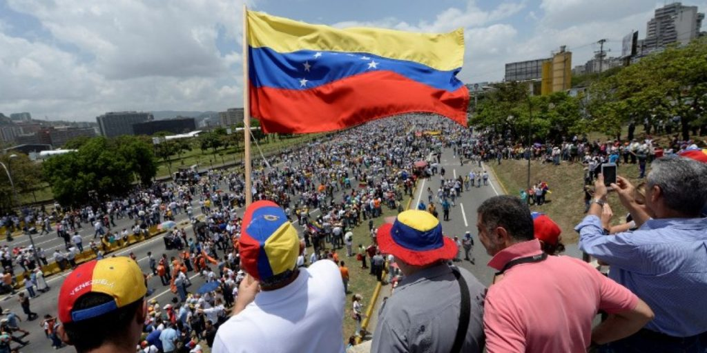 Protestas en Venezuela 4