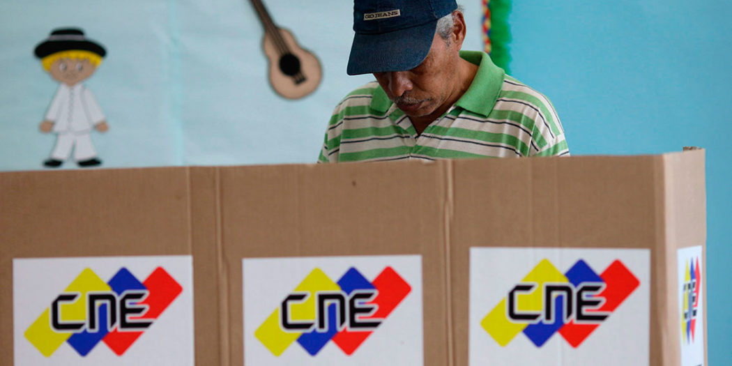 Elecciones regionales del 15 de octubre de 2017