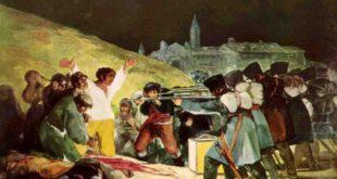 Goya Los fusilamientos