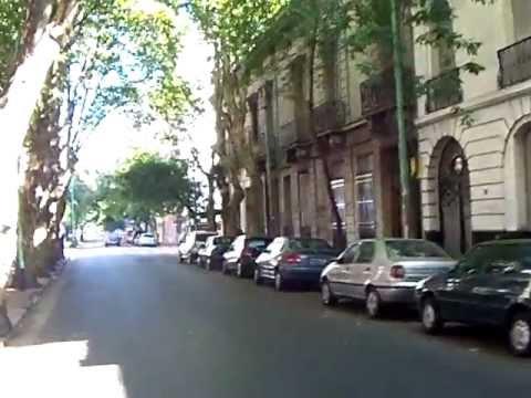 Barrio Flores en Buenos Aires