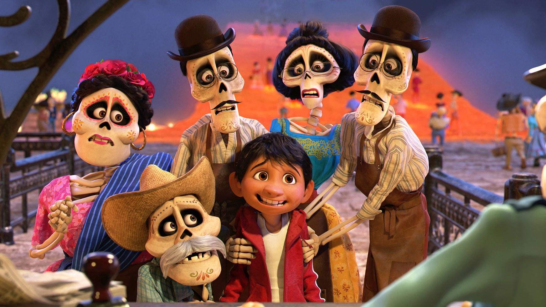 Coco Disney Pixar 2
