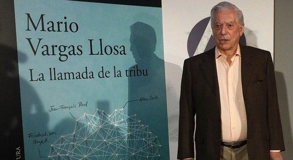 Mario Vargas Llosa y La llamada de la tribu