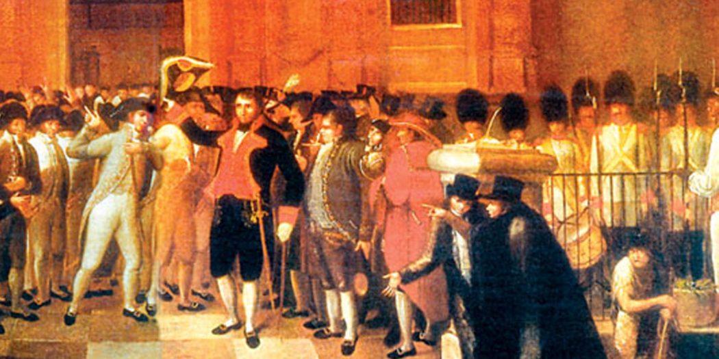 19 de abril de 1810