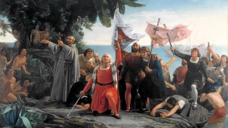Colonizadores y evangelizadores