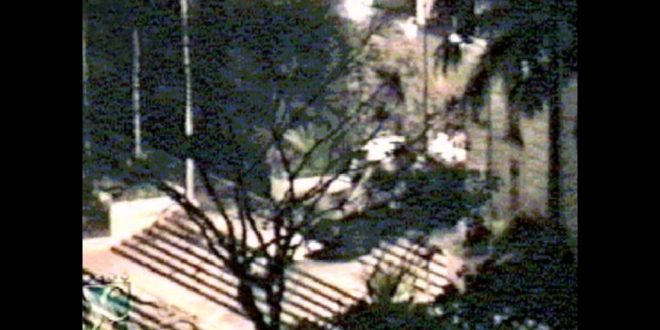 4 de febrero de 1992 tanqueta