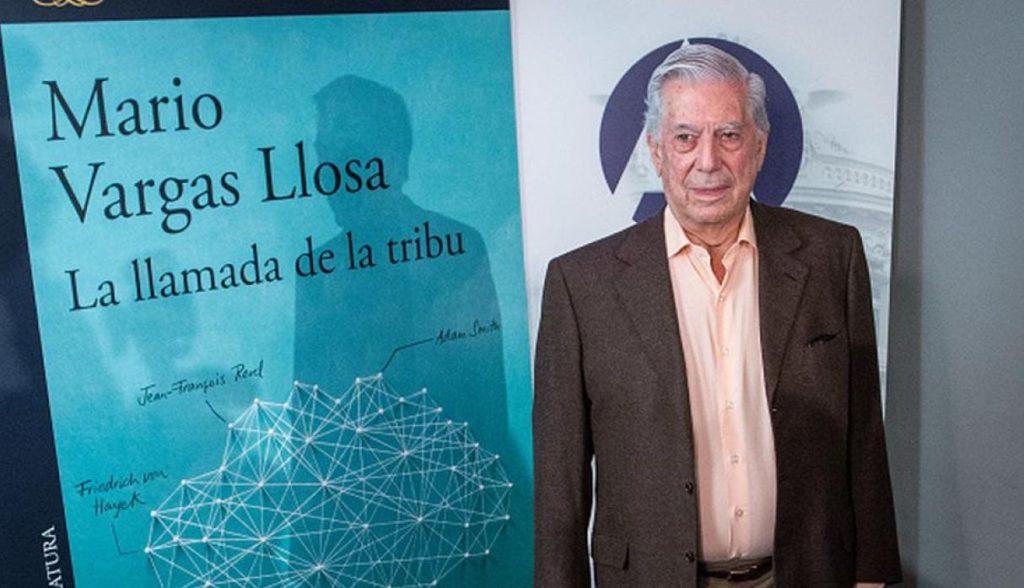 La llamada de la tribo y Vargas Llosa