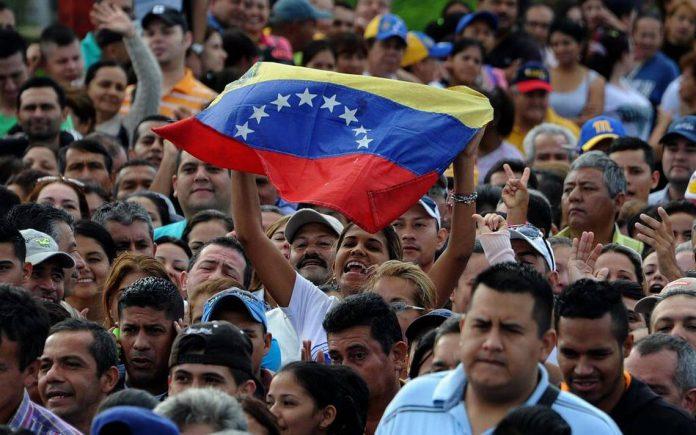 Ciudadanos venezolanos