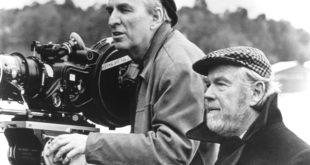 Ingmar Bergman y Sven Nykvist