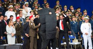 Atentado contra Maduro 1