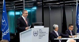 Maikel Moreno en al Corte Penal Internacional