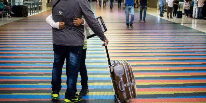 Emigrantes venezolanos a Colombia