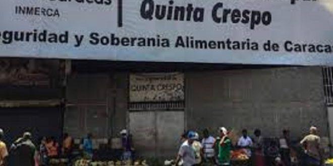 Mercado de Quinta Crespo