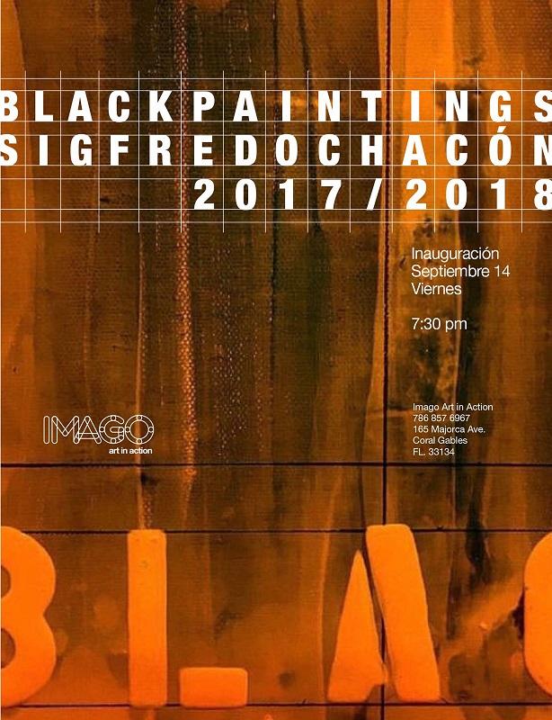 Pinturas Negras afiche