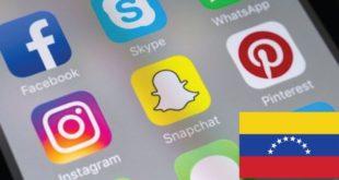 Redes sociales en Venezuela