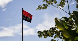 Bandera del ELN