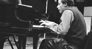 Glenn Gould en concierto